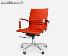 Office Chair 7 Low (varios colores) Rojo