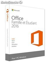 Office Famille et Etudiant 2016 - Version digitale