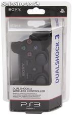 Official PS3 wireless dualshock controller (black)