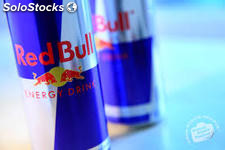 Oiginal Red bull Energy Drink de Austria..