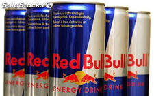 Oiginal Red bull Energy Drink de Austria......