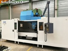 Okk Machining center 3 axis
