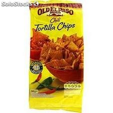 Old el paso chips chili 200G