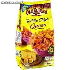 Old el paso chips queso 200G