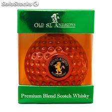 Old st. Andrews golf ball champion blended scotch whisky // whisky escocés