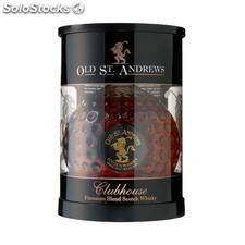 Old st. Andrews premium scotch wkisky clubhouse blended // whisky escocés