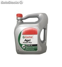 óleo castrol agri power plus 15w40
