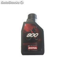 óleo motul 800 2t factory line off road, 1 l