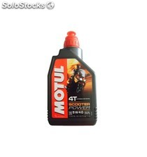 óleo motul scooter power 4t 5w40, 1 l