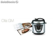 Olla programable gm modelo d con voz y funcion freir