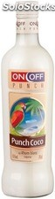 On/off punch coco 15D 70CL