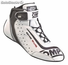 One evo zapatillas omp MY2015 blanco talla 44