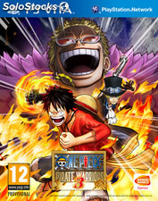 One piece pirate warriors 3/ps vita