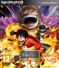 One piece pirate warriors 3/PS3