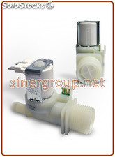 One way flowmeter solenoid valve 220V~240V - 50/60Hz 6VA N.C.