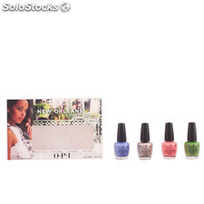 Opi new orleans jambalayettes lote 4 pz