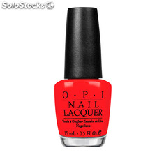 Opi - opi nail lacquer NLH42-red my fortune cookie 15 ml