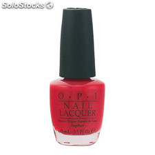 Opi - opi nail lacquer NLZ13-color so hot it berns 15 ml