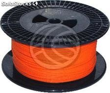 Optical fiber coil 3.0 mm duplex 62.5/125 multimode 100 m (FH35)