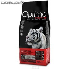 Optima nova cat mature 2 kg