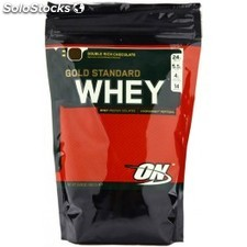 Optimum Nutrition 100% Whey Gold Standard 1 Lbs (450 gr)