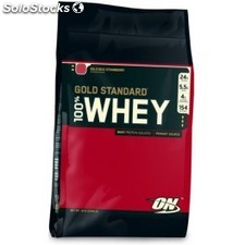 Optimum Nutrition 100% Whey Gold Standard 10 Lbs (4,5 Kg)