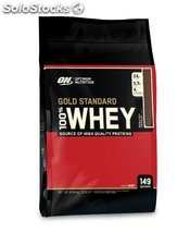 Optimum Nutrition 100% Whey Gold Standard, Chocolate 10lbs