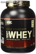 Optimum Nutrition 100% Whey Gold Standard, Double Rich Chocolate, 2,27kg
