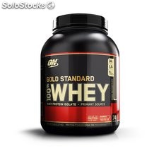 Optimum Nutrition 100% Whey Gold Standard, Rich Chocolate Doble, 5 Pound