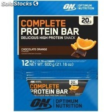 Optimum Nutrition Complete Protein Bar 12 barritas x 50 gr