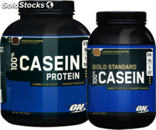Optimum Nutrition Gold Standard 100% Casein, 4 Lbs