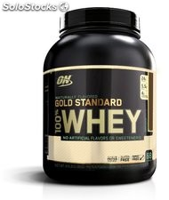 Optimum Nutrition Gold Standard 100% Whey, Naturally Fl Chocolate, 4.8lbs