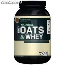 Optimum Nutrition Natural 100% Oats & Whey 1,36 kg