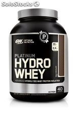 Optimum Nutrition Platinum Hydrowhey, Turbo Chocolate, 3.5lbs