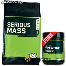 Optimum Nutrition Serious Mass, 12 Lbs