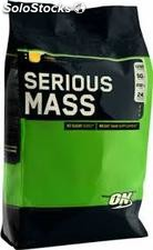 Optimum nutrition - serious mass (12 Libras)