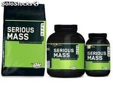 Optimum Nutrition: Serious Mass 6 Lbs./ 12 Lbs.