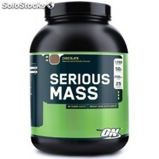 Optimum Nutrition Serious Mass 6 Lbs (2,72 Kg)
