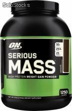 Optimum Nutrition Serious Mass, 6 Lbs.