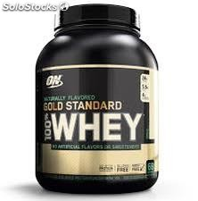 Optimum Nutrition100% Whey Gold Standard 4.8 Lbs ( Sabor Natural 2,25 Kg)