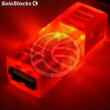 Orange led usb Adapter (ah/bh) (UB34)