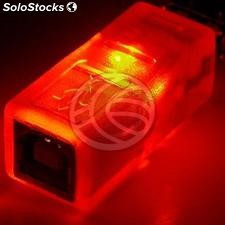 Orange led usb Adapter (am/bh) (UB32)