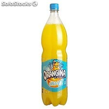 Orangina miss'o jaune pet 1L5