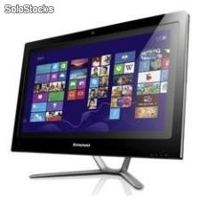 "ORDENADOR ALL IN ONE LENOVO ESSENTIAL C540 INTEL G2030 23"" TACTIL 4GB / 500GB /"