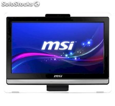 Ordenador All in One msi AE202-001EU Negro