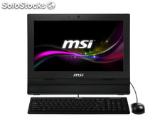 Ordenador all in one msi AP1622ET-028XEU (9S6-A61511-028)
