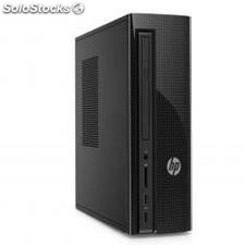 Ordenador hp 260-A102NS amd E2-7110 4GB / 1TB / wifi / bt / W10