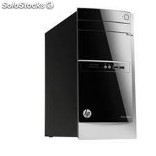 Ordenador hp 500-310ns intel core i3-4150/ 4gb/ 1 tb/ intel hd graphics/ dvd±rw/