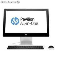 Ordenador hp all in one 23 23-q103ns intel core i5 4460t/ 4gb/ 1tb/ dvd-rw/