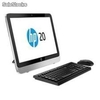 "ORDENADOR HP ALL IN ONE AMD E1-2500 AIO 20""/ 4GB/ 1TB/ DVD±RW/ WEBCAM/ USB"